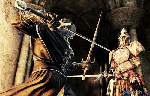 В Dark Souls 2 переделают кооперативный режим