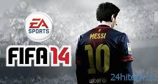 В Origin состоялся релиз футбольного симулятора FIFA 14