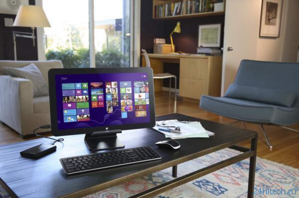В Украине представлен легкий и производительный моноблок Dell XPS 18 для всей семьи