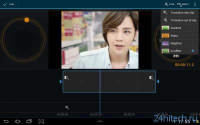 Video Maker Pro 1.6.3 Редактирование видео