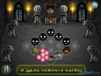 Zombie Friends 1.0 2D-паззл с уже приевшимися всем персонажами