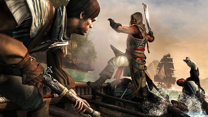 Assassin's Creed IV: Black Flag получила 9/10 в первом обзоре