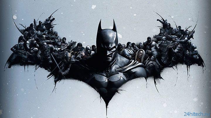 Batman: Arkham Origins назвали самой слабой частью трилогии