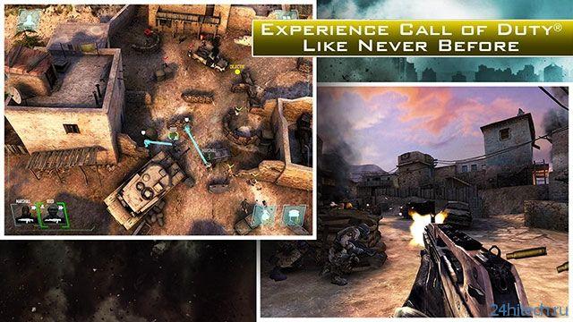 Call of Duty: Strike Team доступна и на Android через Google Play