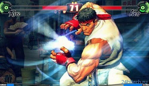 Capcom работает над новым файтингом