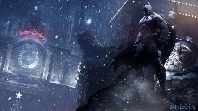 Европейский релиз Batman: Arkham Origins перенесли