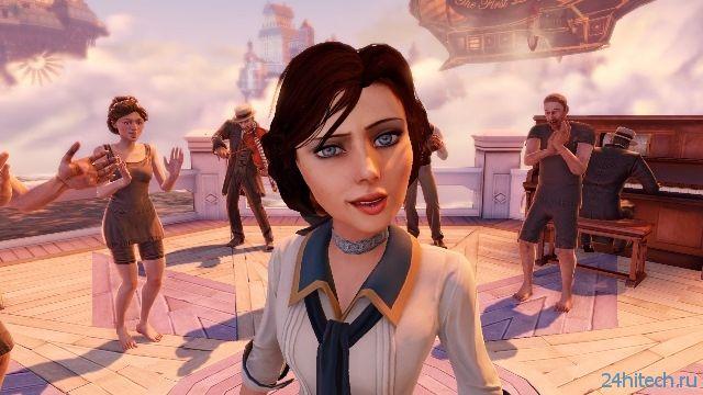 Irrational Games не против сделать новую BioShock