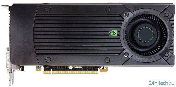NVIDIA выпустила OEM-версии видеокарт GeForce GTX 760 Ti и GeForce GTX 760