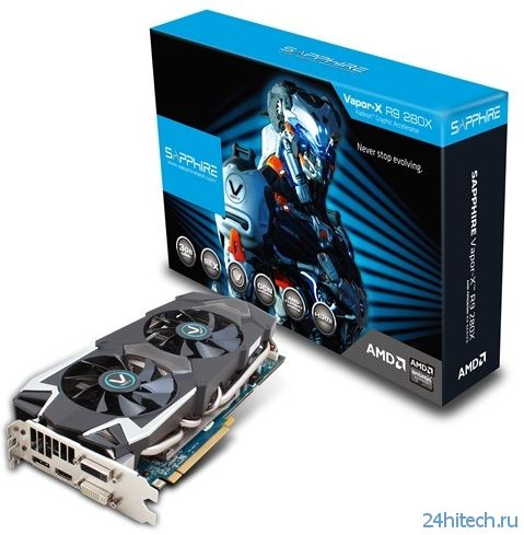Новое поколение игровых видеокарт линейки SAPPHIRE Radeon R9