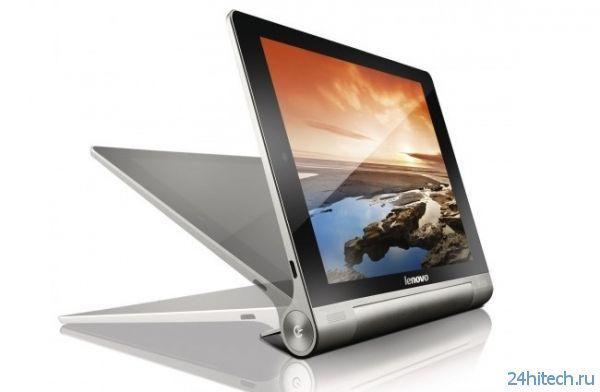 Новые планшеты the Lenovo IdeaPad B6000 и B8000