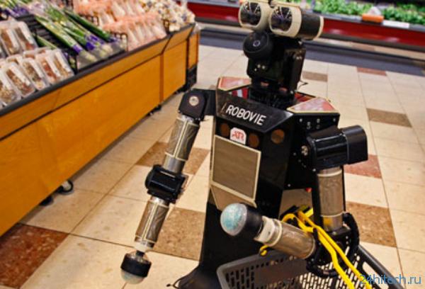 О роботах-опекунах для пожилых