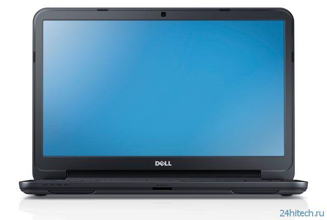 Обновленные ноутбуки Dell Inspiron 3537, 3737, 5537 и 5737 поступили в продажу в России