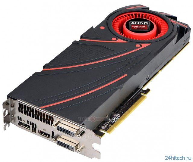 Официальный дебют видеокарты AMD Radeon R9 290X