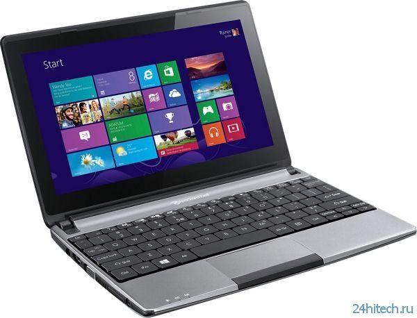 Packard Bell ENME69BMP: возрождение нетбуков?