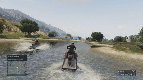 Первое DLC для GTA V выйдет в ноябре