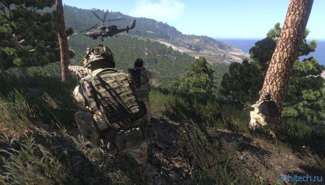 Первый эпизод сюжетной кампании Arma 3 выйдет в конце октября