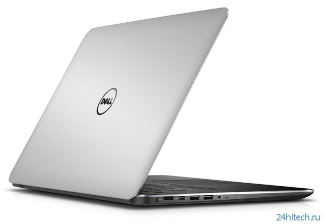 Рабочая станция Dell Precision M3800 поступит в продажу 14 ноября