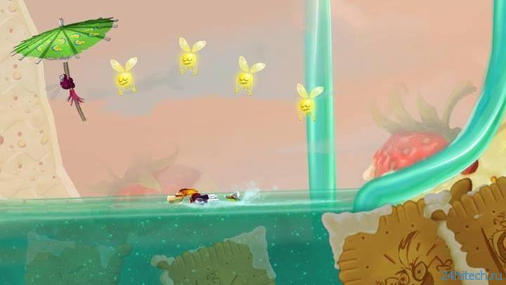 Rayman: Fiesta Run выйдет 7 ноября на iOS, Android и Windows 8