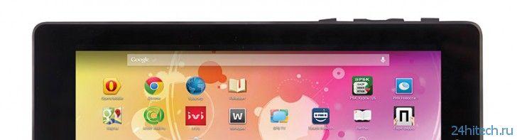 Ritmix RMD-758: планшет с плотной начинкой на каждый дюйм из семи возможных
