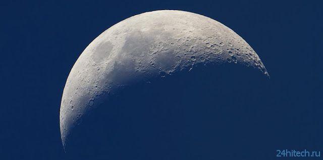 Россия будет изучать полярные полюса Луны