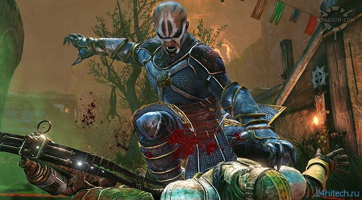 Российские геймеры смогут поучаствовать в закрытом тестировании Nosgoth