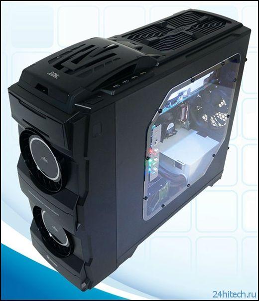 S2 Innovation оснастила «пылесосом» корпус AXIOM Pro