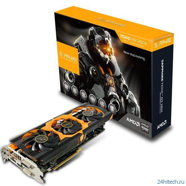 SAPPHIRE представила новые видеокарты Radeon R7 и Radeon R9