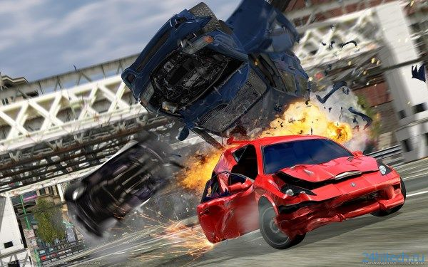 Truck Stop – новая игра от разработчика Burnout