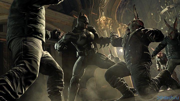 В России начался прием предзаказов Batman: Arkham Origins