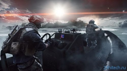 В «бете» Battlefield 4 появился режим Obliteration