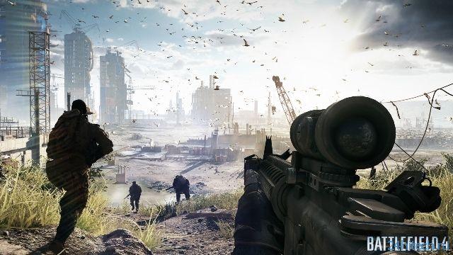 В мультиплеере Battlefield 4 можно будет создавать миссии для своих друзей