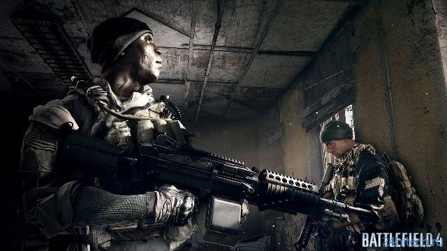 В одиночной кампании Battlefield 4 будут элементы мультиплеера