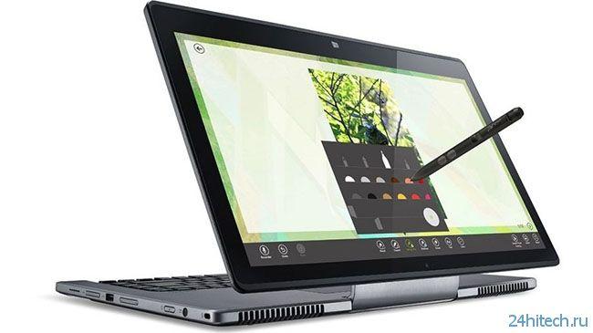 Acer оценила обновленный ноутбук Aspire R7 с чипом Haswell в 0