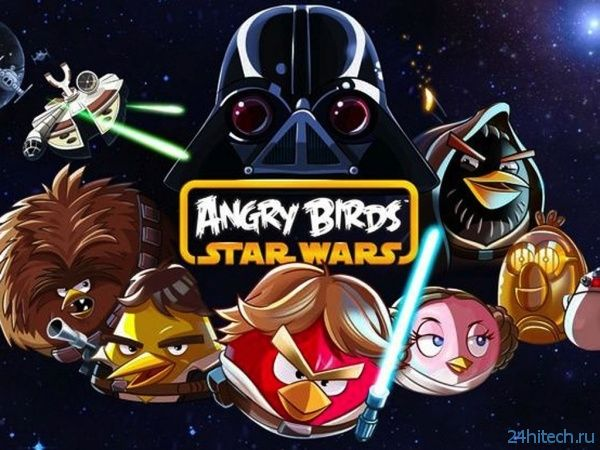 Angry Birds Star Wars выйдет на Xbox One и PS4