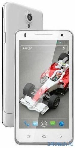 """Четырёхъядерный 4,7""""смартфон XOLO Q900 за 155 евро"""