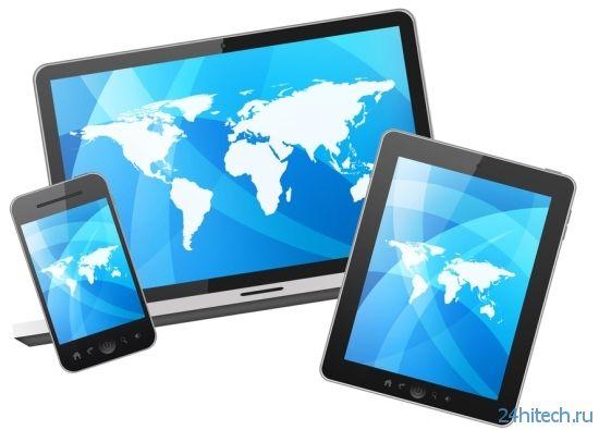Доля мобильного трафика в Интернете приближается к 30%