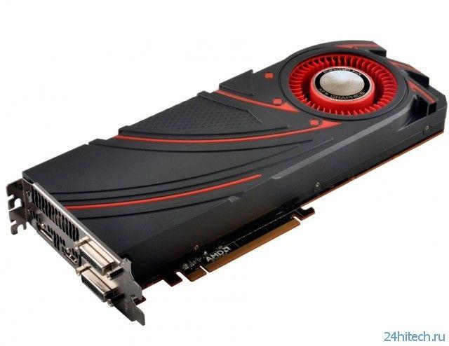 Готовится к выходу двухпроцессорная видеокарта AMD Vesuvius