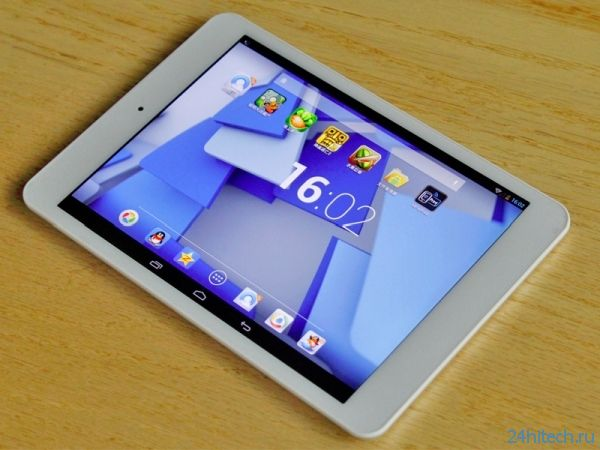 HP запустила в Китае три недорогих Android-планшета под брендом Compaq