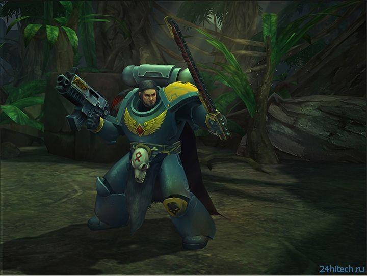 HeroCraft представила первый трейлер Warhammer 40,000: Space Wolf
