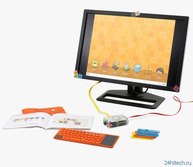KANO KIT DIY - компьютерный конструктор для детей (3 фото + видео)