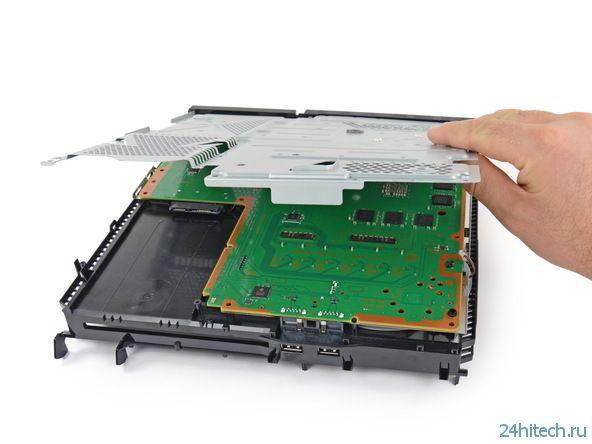 Как разобрать PlayStation 4? (27 фото)