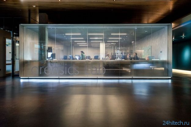 Кибердетективы Microsoft (9 фото)