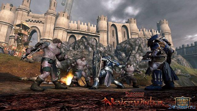Начался второй этап закрытого бета-теста русской версии Neverwinter Online