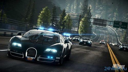 Need for Speed: Rivals обойдется без сложного сюжета