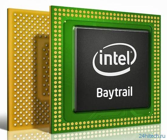 Официально представлены энергоэффективные процессоры линейки Intel Bay Trail-D