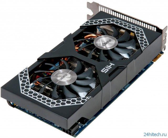 Пара новых видеокарт серии HIS Radeon R9 270 с дизайном iPower и кулером IceQ X2