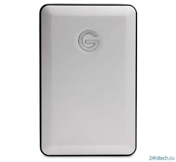 Портативные винчестеры G-Drive slim и G-Drive mobile с интерфейсом USB 3.0