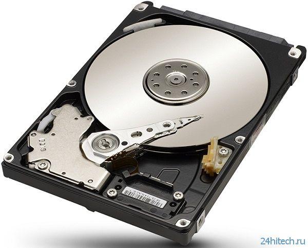 "Seagate анонсировала самые тонкие 2,5"" 2-Тбайт HDD"