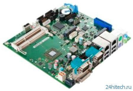 Технические преимущества новой промышленной материнской платы Fujitsu D3313-S