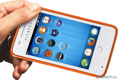 Telefonica запустила смартфоны на Firefox OS в Мексике, Перу и Уругвае